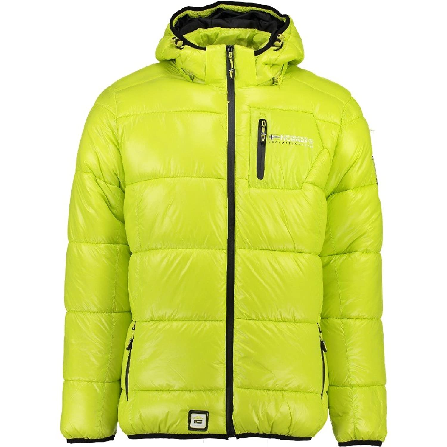 Geographical Norway Men's Quilted Jacket