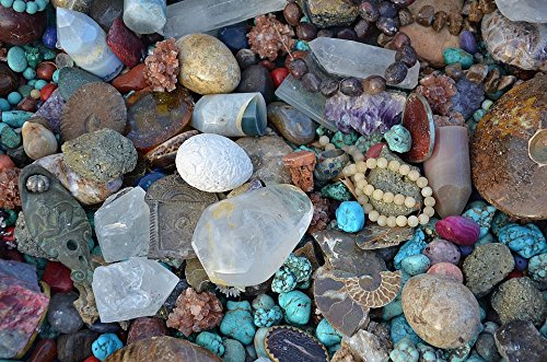 Home Comforts LAMINATED POSTER Stones Pebbles Stone Mineral Amethyst Rocks Poster 24x16 Adhesive Decal (Amethyst Pebble)
