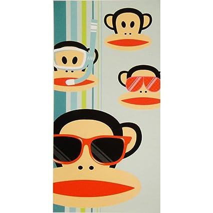 Paul Frank Mono algodón toalla de playa Cool buceo monos