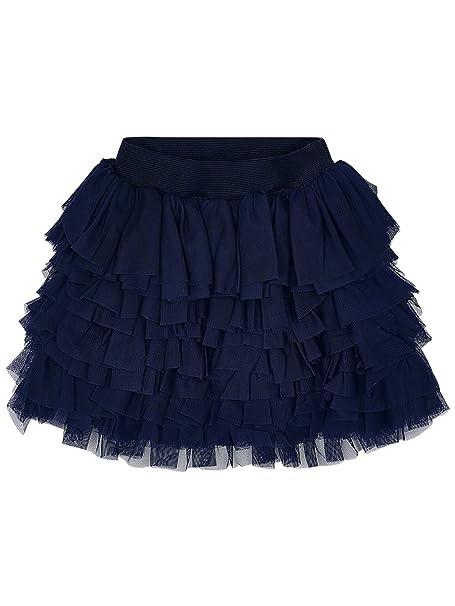 Mayoral, Falda para niña - 3903, Azul: Amazon.es: Ropa y accesorios