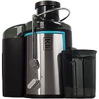 Home Force 5902533902385Vitamines Presse-agrumes Centrifugeuse électrique fruit Presse, 0,5l, 1400W, noir