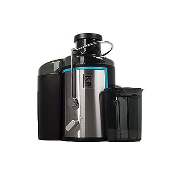 Home Fuerza 5902533902385 vitaminas Exprimidor Licuadora Saftpressen - Prensa, 0,5 L, 1400 W, color negro: Amazon.es: Hogar