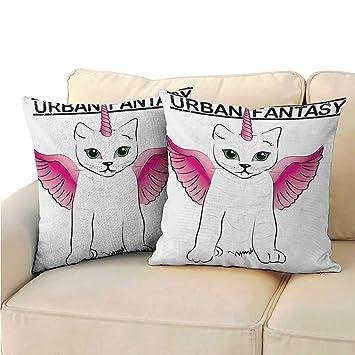 Amazon.com: Funda de almohada decorativa de arcilla con ...