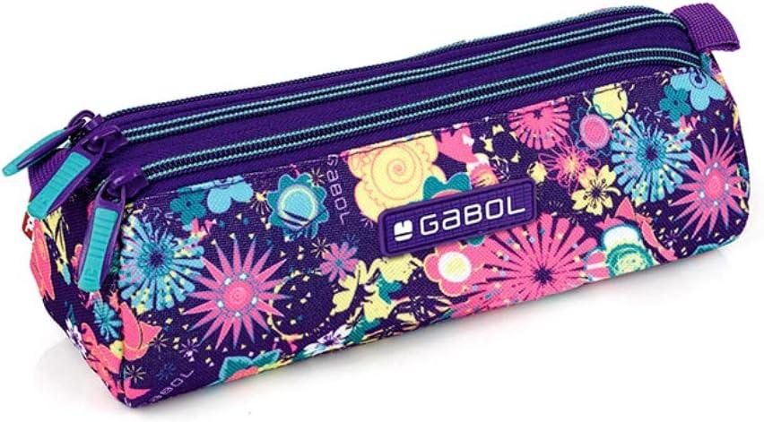 Gabol 219709099 Sunny Mochila Infantil, 22 cm, 1 litro, Multicolor: Amazon.es: Equipaje