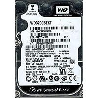 Western Digital WD3200BEKT-60V5T1 320GB DCM: HBNTJABB