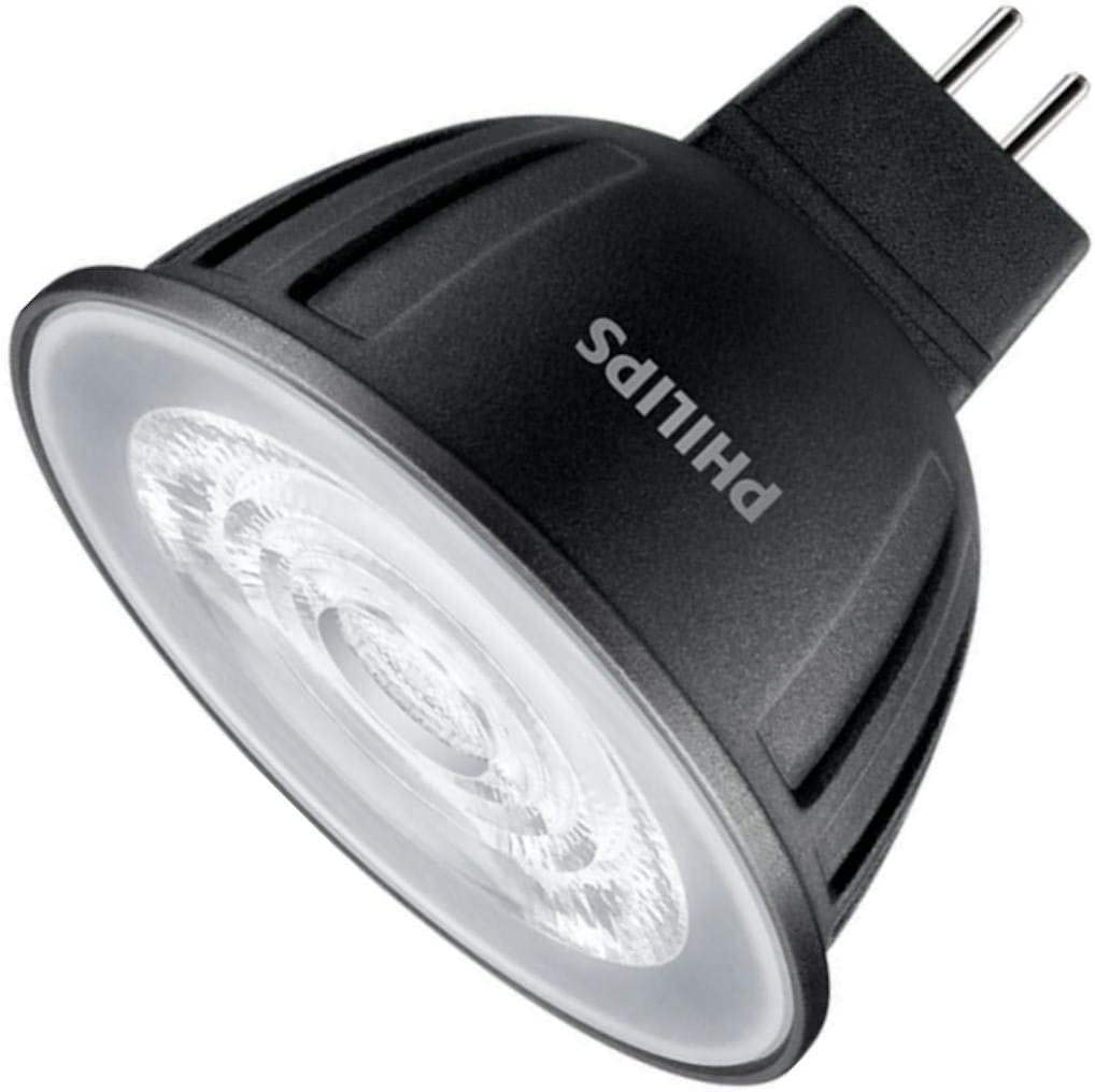 Philips 533521-8.5MR16//LED//840//F25//DIM 12V 10//1FB MR16 Flood LED Light Bulb