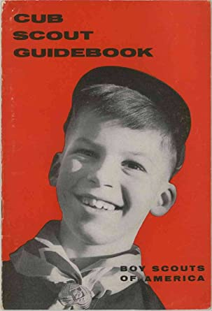Cub scout guidebook magazine 1959 printing at amazon's.