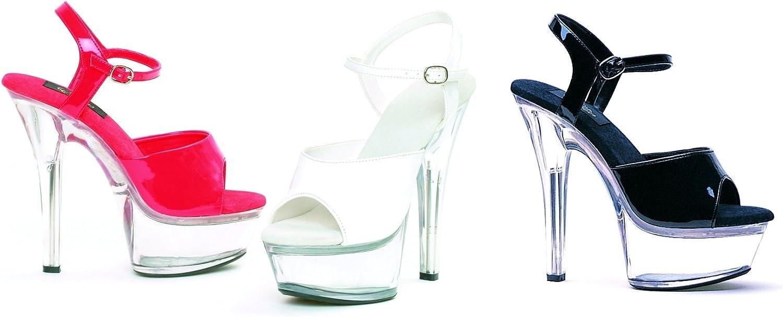 Ellie Shoes Womens 601 Juliet C Platform Sandal