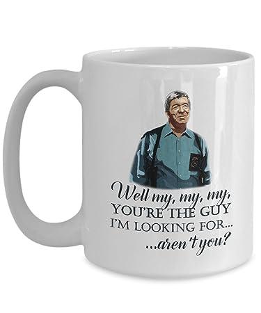 Amazoncom Joe Kenda Mug My My My Funny Joe Kenda Quotes Homicide