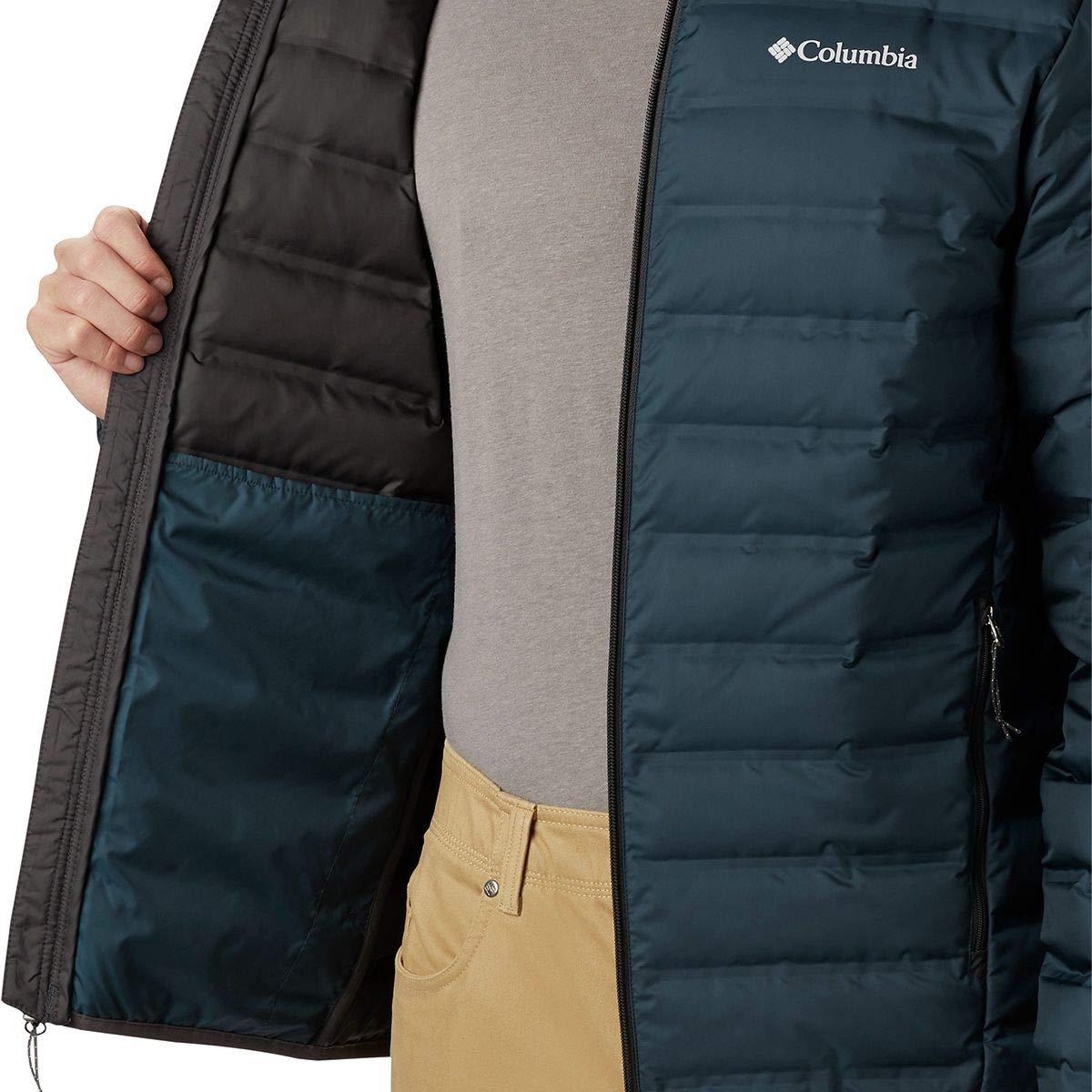Mens Columbia Lake 22 Down Jacket Shirts Clothing prb.org.af