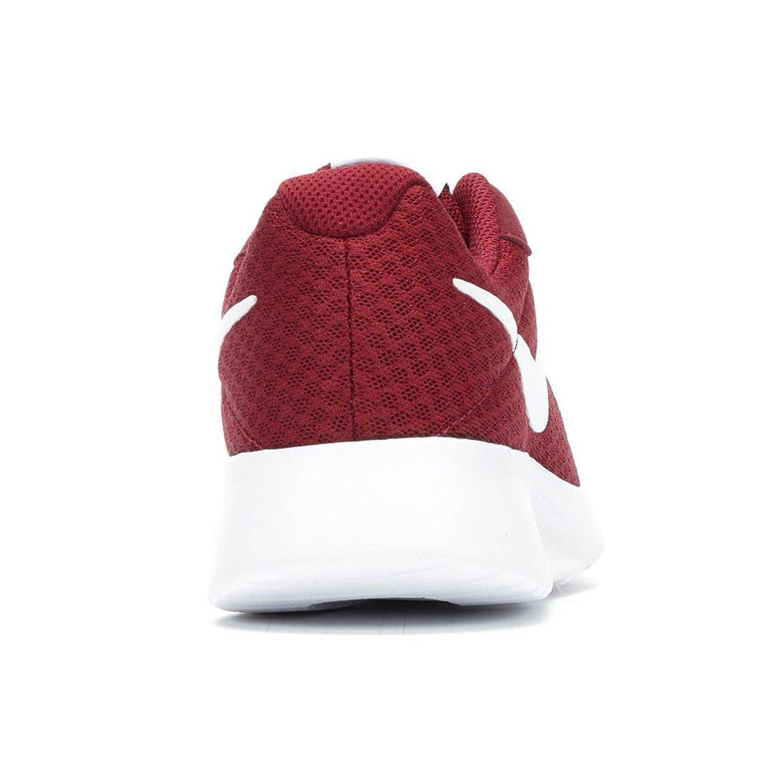 NIKE Women's Tanjun Running Shoes Red/White B074596TVZ 5 D(M) US|Team Red/White Shoes 3af6da