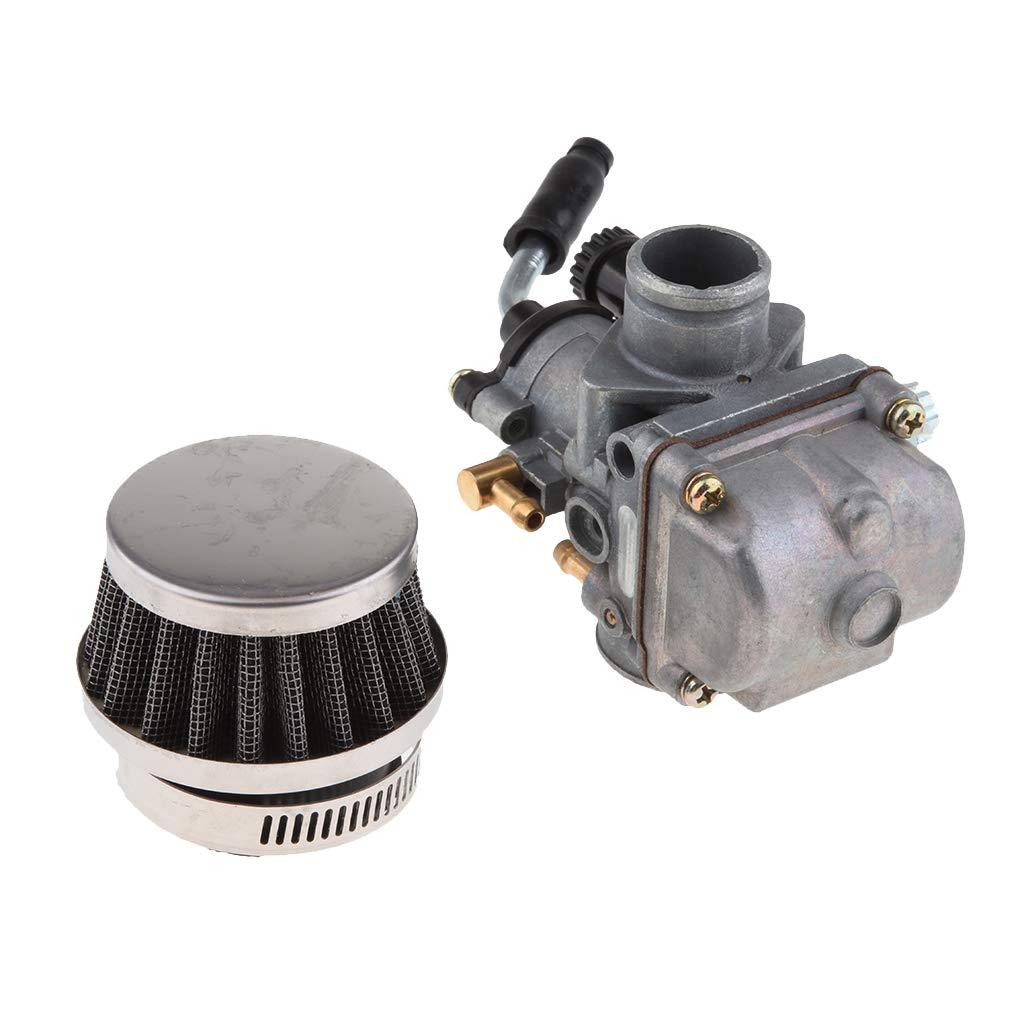H HILABEE Carburador Carb Air Filter Para KTM50 KTM 50 SX Pro Junior Dirt Bike