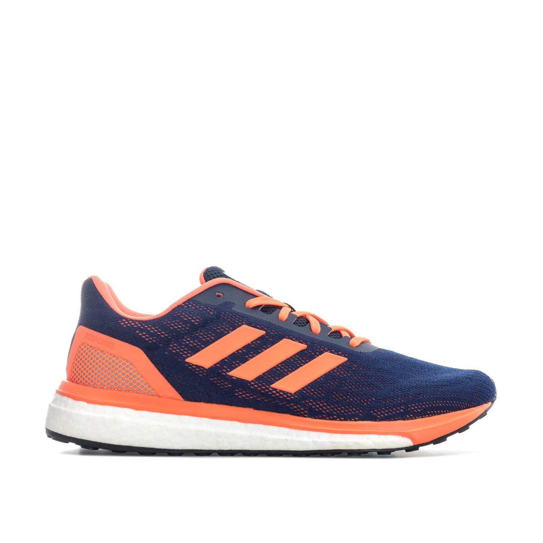Adidas Running Response, Chaussures de Running Adidas Compétition Homme 41 1/3 EU|Bleu (Conavy/Sorang/Ftwwht Conavy/Sorang/Ftwwht) f695b2