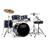 Mapex Tornado III 22 inch Rock Fusion Drum Kit | Royal Blue