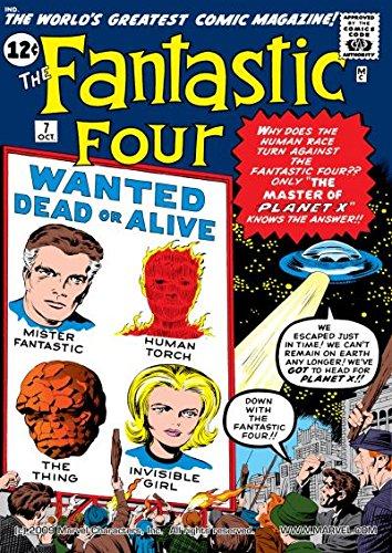 Fantastic Four (1961-1998) #7 (Fantastic Four ()
