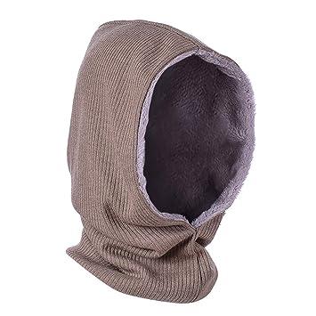 Outdoor Velvet Hat Riding Cycling Warm Ski Cap Mask Shield Head Scarf Turban