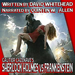 Sherlock Holmes vs. Frankenstein Audiobook