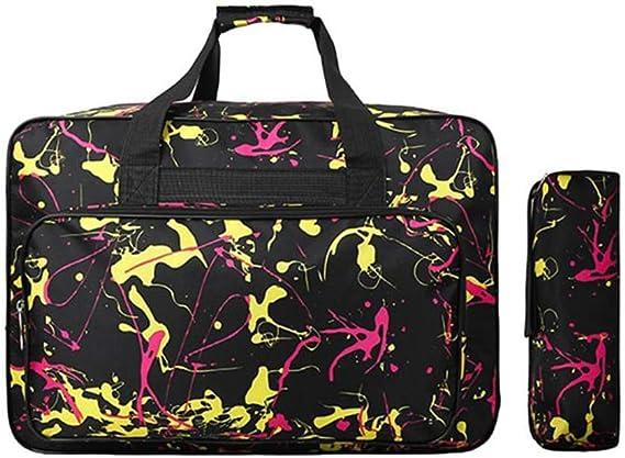 4 Estilos de coser sacos máquina portátil de almacenamiento de ...