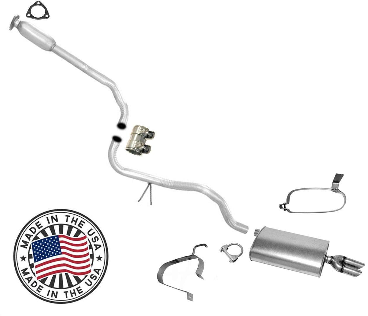 Pontiac Sunfire Stainless Steel Brake Lines for 1995-2005 Chevy Cavalier
