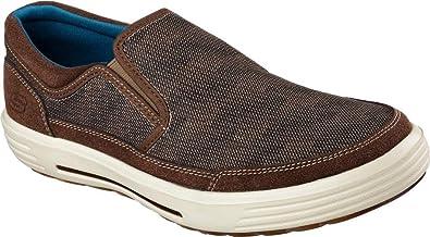 SKECHERS Skechers Mens Shoe 64945 Navy Grey 8 yi5WhK38cL