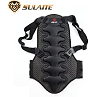 Protector de espalda para motocicleta, protector de espalda