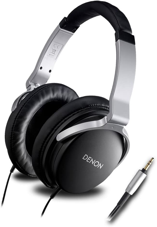 DENON AH-D1100 Over-Ear Stereo Headphones Japan Import