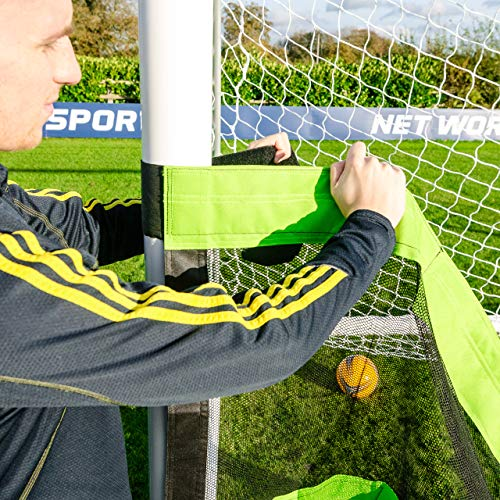 Forza 10ft x 6.5ft Pro Handball Goal Target Sheet by Forza (Image #4)