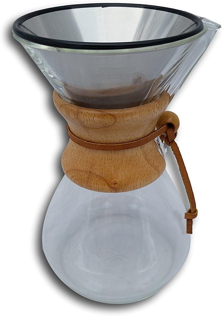 Filtro de café para Hario V60, Chemex Cafetera, Osaka con sistema ...