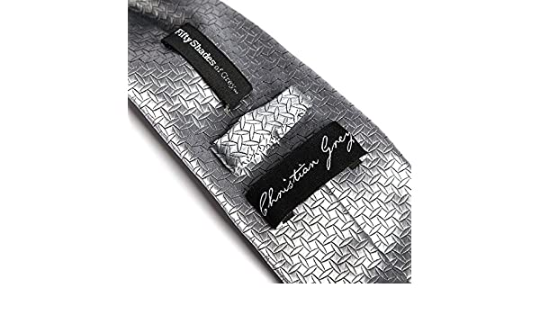 FIFTY SHADES OF GREY CORBATA CHRISTIAN GREYS: Amazon.es: Electrónica