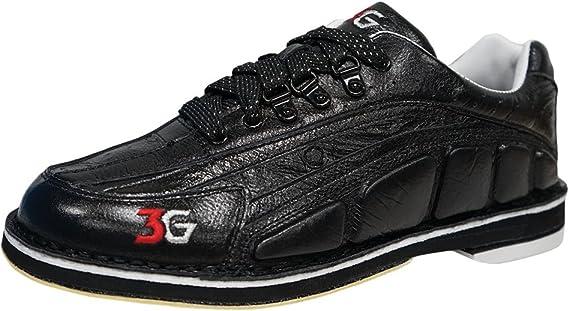 Boys 900 Global 3G KICKS Bowling Shoes Black Size 5
