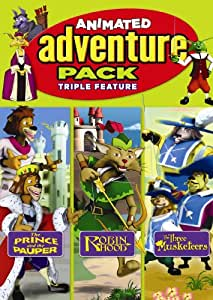Animated Adventure  Triple Fea