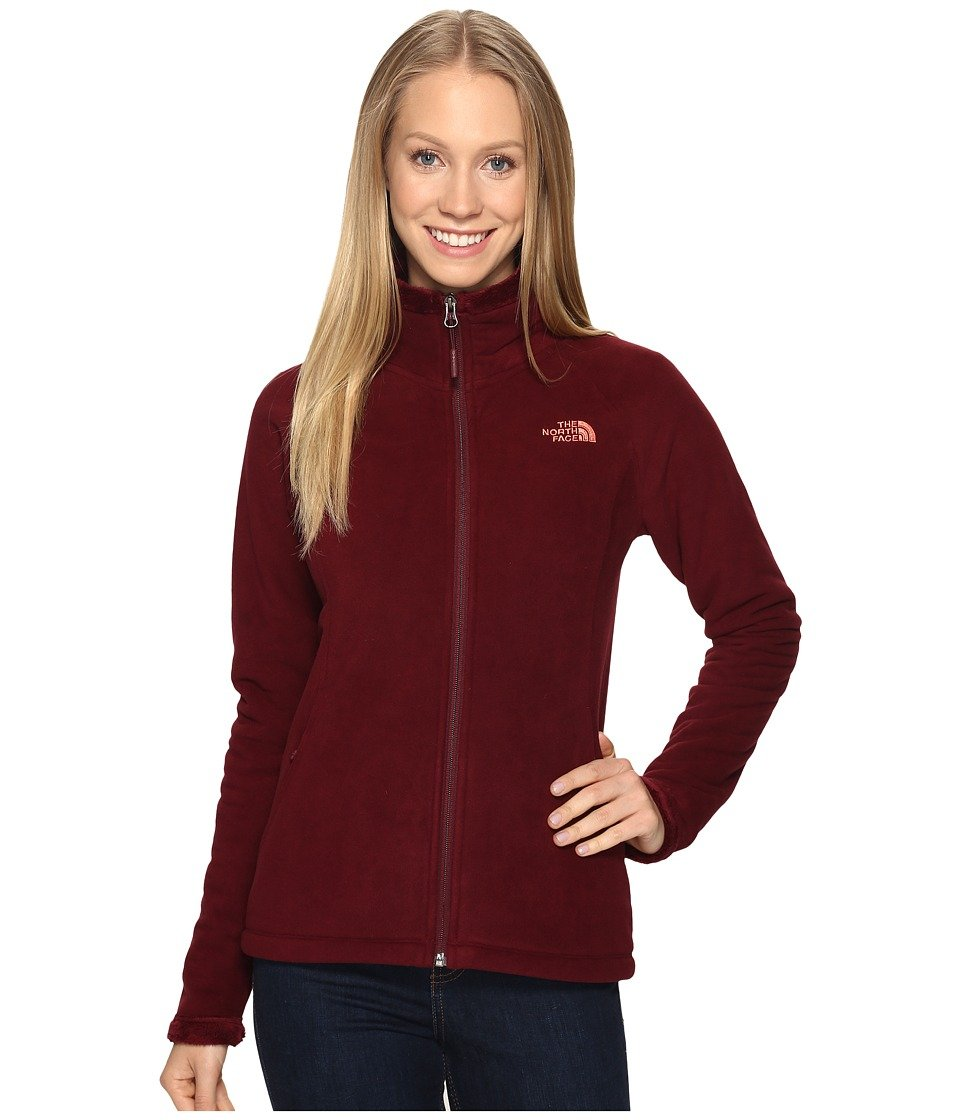 b3600d387 Amazon.com : The North Face Morninglory 2 Jacket Deep Garnet Red ...