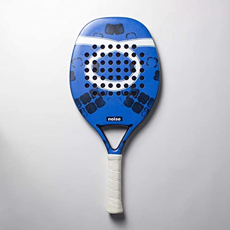 Racchetta Beach Tennis Racket Tom Caruso Noise Blue 2018 Idea Regalo