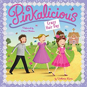 Pinkalicious: Crazy Hair Day Audiobook