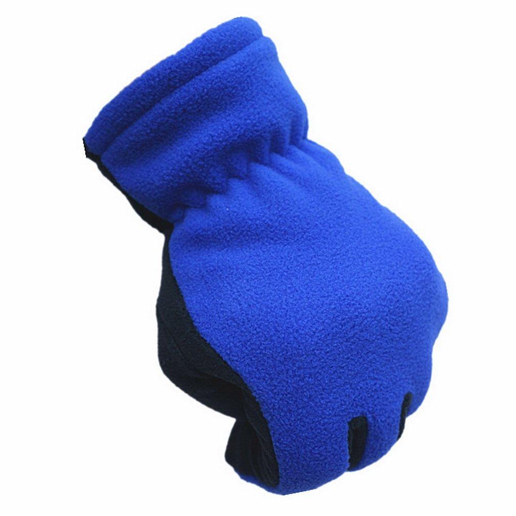 COMVIP Unisex Touchscreen Fleece Windproof Warm Gloves