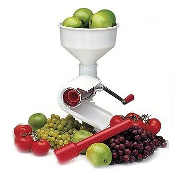 Norpro Salsa Master alimentos colador Salsa eléctrica Tomate Fruta Exprimidor: Amazon.es: Hogar