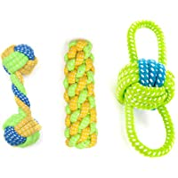 Pet Dog Toys for Large Small Dogs 3 Pack Ball Toothbrush Interactive Dog Toys Christmas Products for Dogs Chew Toy Accessories