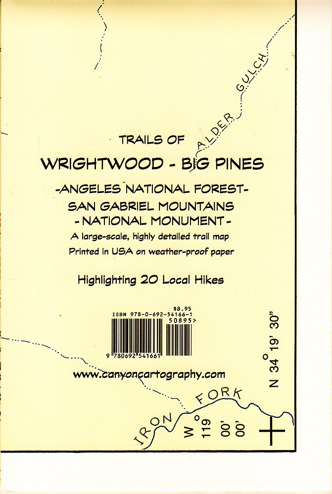 Download Trails of Wrightwood - Big Pines (So Cal) pdf