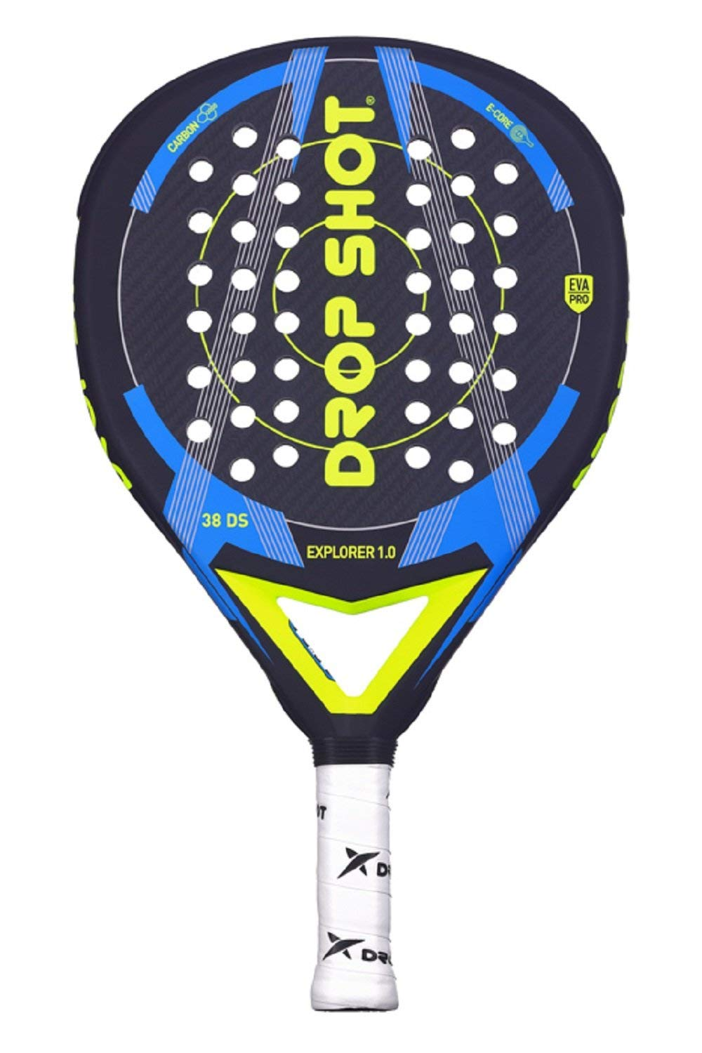 Drop Shot Explorer 1.0 - Pala Pádel, Unisex Adulto, Multicolor ...