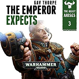 The Emperor Expects: Warhammer 40,000 Audiobook