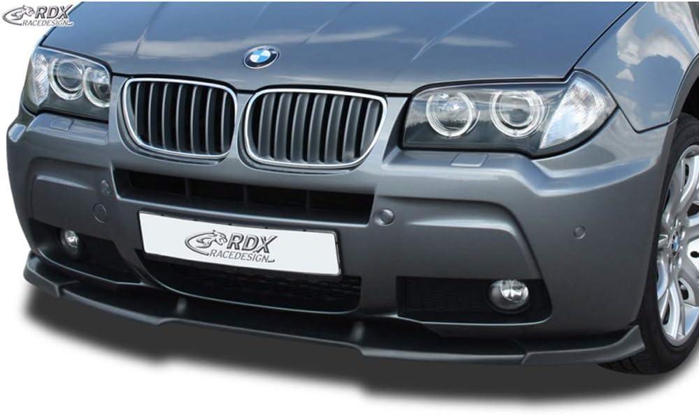 Front Lip Splitter RDX Front Spoiler VARIO-X Swift Sport 2012