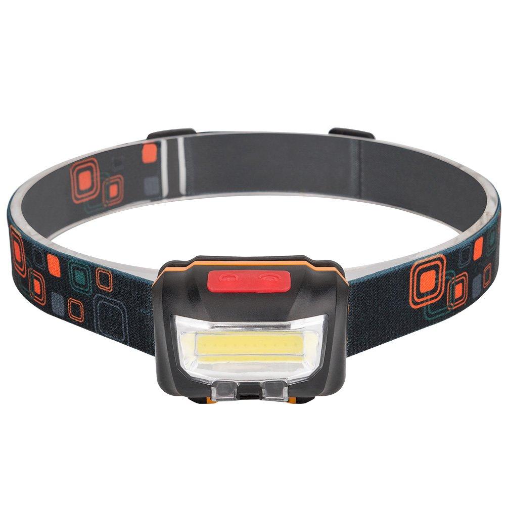 Majome Mini IR Sensor Induction Phare USB lampe frontale rechargeable LED Lampe frontale batterie 2000 mAh inté gré e