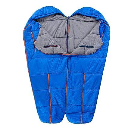 Saco de Dormir de Camping Humanoide de Algodón al Aire Libre Ultraligero Mantener Caliente Cuatro Estaciones: Amazon.es: Instrumentos musicales