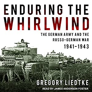 Enduring the Whirlwind Audiobook