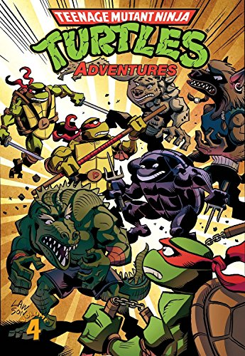 Teenage Mutant Ninja Turtles Adventures Volume 4 (TMNT Adventures)