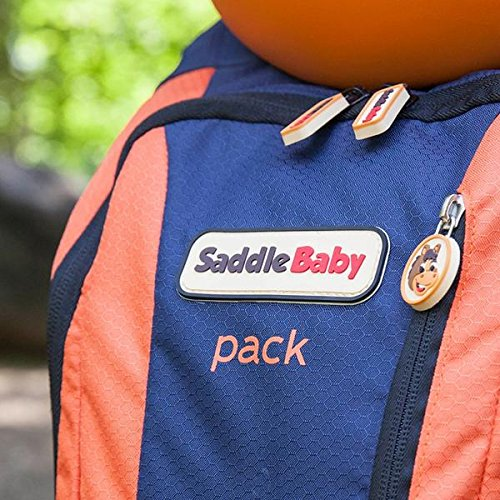 SaddleBaby Shoulder Carrier Pack Model