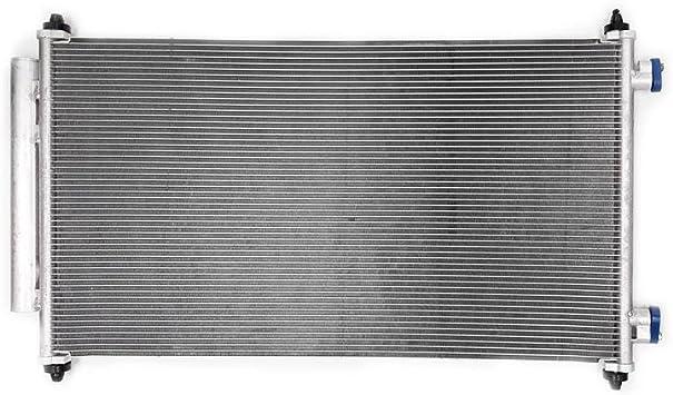 A//C Condenser For 2007 2008 2009 2010 2011 Honda CR-V 3599 Aluminum 4-Door