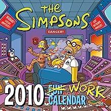 The Simpsons 2010 Fun Calendar