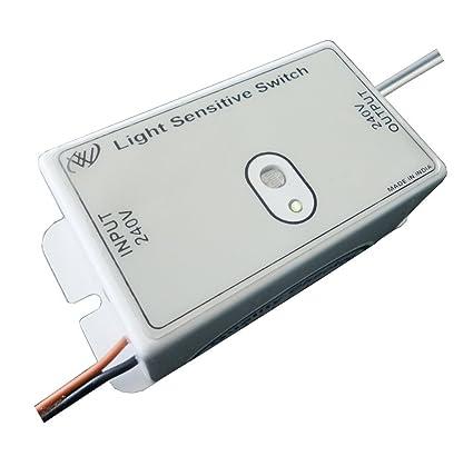 Day Night Switch, light Sensor Switch, automatic Light Switch, home ...