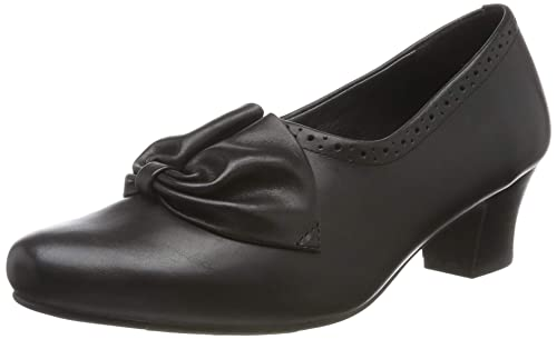 size 40 1aeb9 669ae Hotter Women's Donna Closed Toe Heels